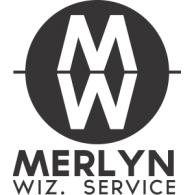 Logo of MERLYN WIZ. SERVICE