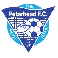 Logo of Peterhead FC
