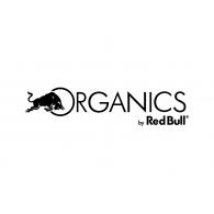 Logo of Organics by red bull