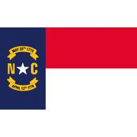 Logo of North Carolina Flag