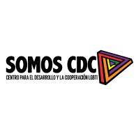 Logo of Centro para el Desarrollo y la Cooperación LGBTI SOMOS CDC