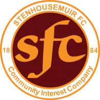 Logo of Stenhousemuir FC
