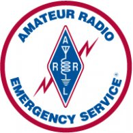 Logo of Amateur Radio Emergency Service