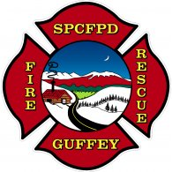 Logo of Guffey Fire Department