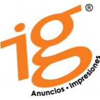 Logo of IG Anuncios