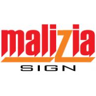 Logo of Malizia Sign