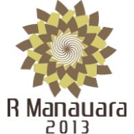 Logo of R Manauara 2013