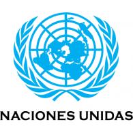Logo of Naciones Unidas