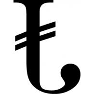Logo of Turkish Lira