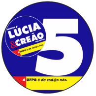 Logo of Lúcia e Creão - Chapa 5 - UFPB