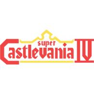Logo of Castlevania 4