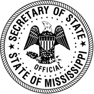 Logo of Secretary of State - State of Mississippi
