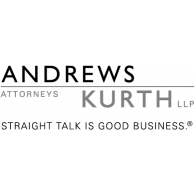 Logo of Andrews Kurth