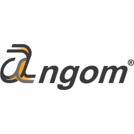 Logo of Angom