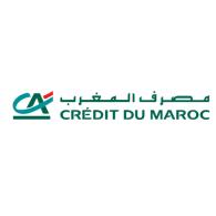 Logo of Crédit du Maroc