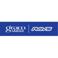 Logo of Gram Lights RAYS