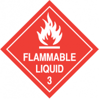 Logo of Flammable Liquid