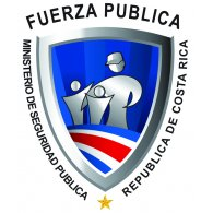 Logo of Fuerza Publica Costa Rica