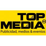 Logo of TopMediaRD