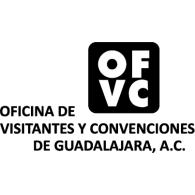 Logo of Oficina de Visitantes y Convenciones de Guadalajara