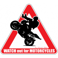 Logo of Watch out for motorcycles