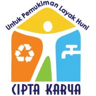 Logo of Cipta Karya