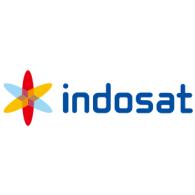 Logo of Indosat