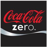 Logo of Coca-Cola Zero