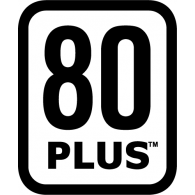 Logo of Power Supply 80 PLUS Certification