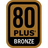 Logo of Power Supply 80 PLUS Bronze Certification