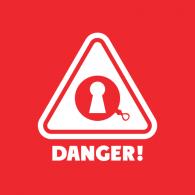Logo of Danger!