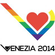 Logo of Gay Pride - Venezia 2014