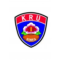 Logo of Korea Rugby Union
