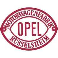 Logo of Opel