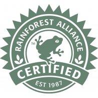 Logo of Rainforest Alliance