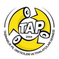 Logo of TAP - Taşınabilir Pil Üreticileri ve İthalatçılar Derneği