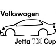 Logo of Volkswagen Jetta TDi Cup