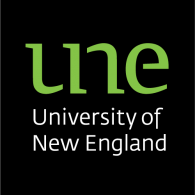 Logo of University of New England