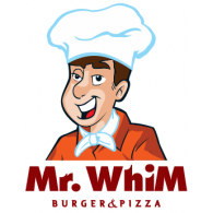 Logo of Mr. Whim Burger & Pizza