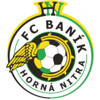 Logo of FC Baník Horná Nitra