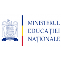 Logo of Ministerul Educatiei Nationale