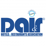 Logo of DAIR Hotels & Restaurants Association (Azerbaijan)