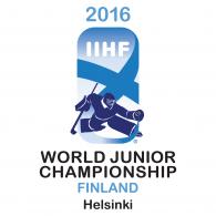 Logo of 2016 IIhf World Junior Championship