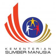 Logo of Kementerian Sumber Manusia