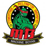 Logo of Machine Boyan