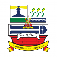 Logo of Majlis Daerah Kuala Selangor
