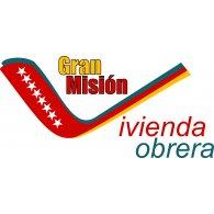 Logo of Mision Vivienda Obrera