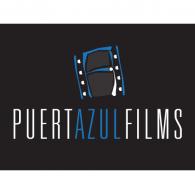 Logo of Puerta Azul Films