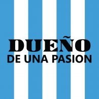 Logo of Racing Club - Dueno de Una Pasion