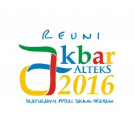 Logo of Reuni Akbar Alteks 2016